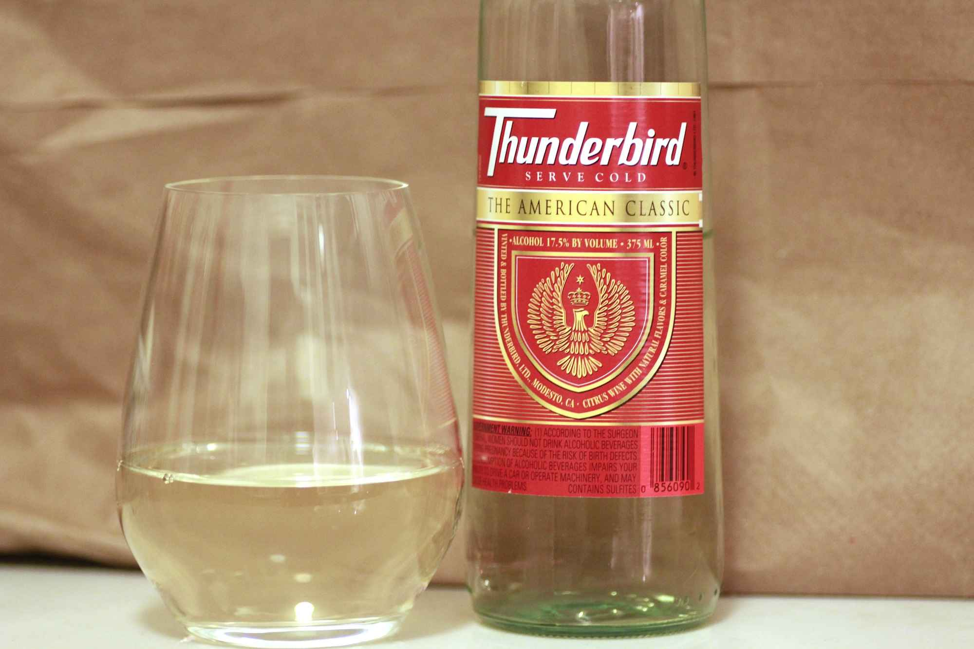 Ranking the Top 5 Bum Wines, From Thunderbird to Mad Dog 20/20