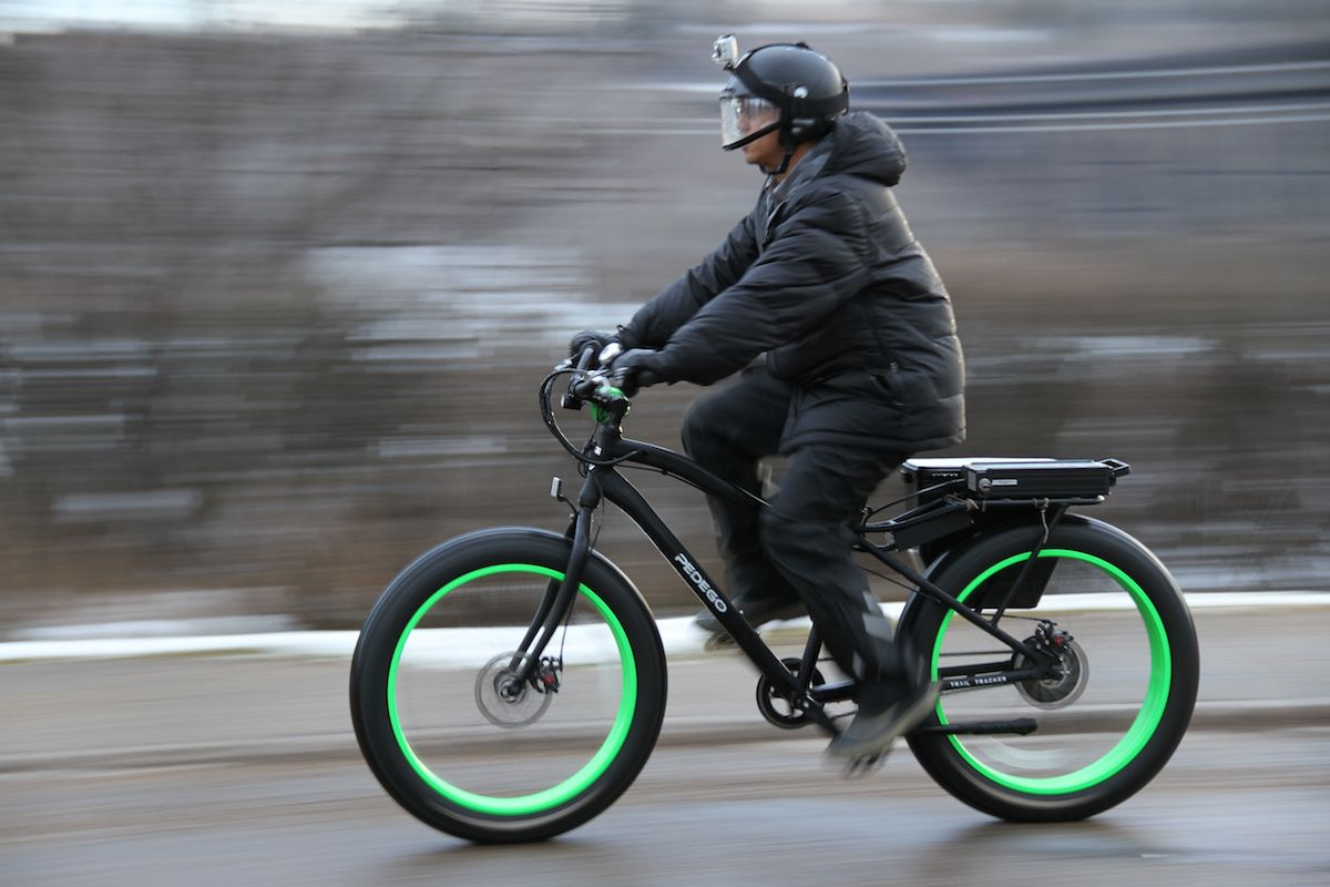 E Bikes Canada million electric bikes