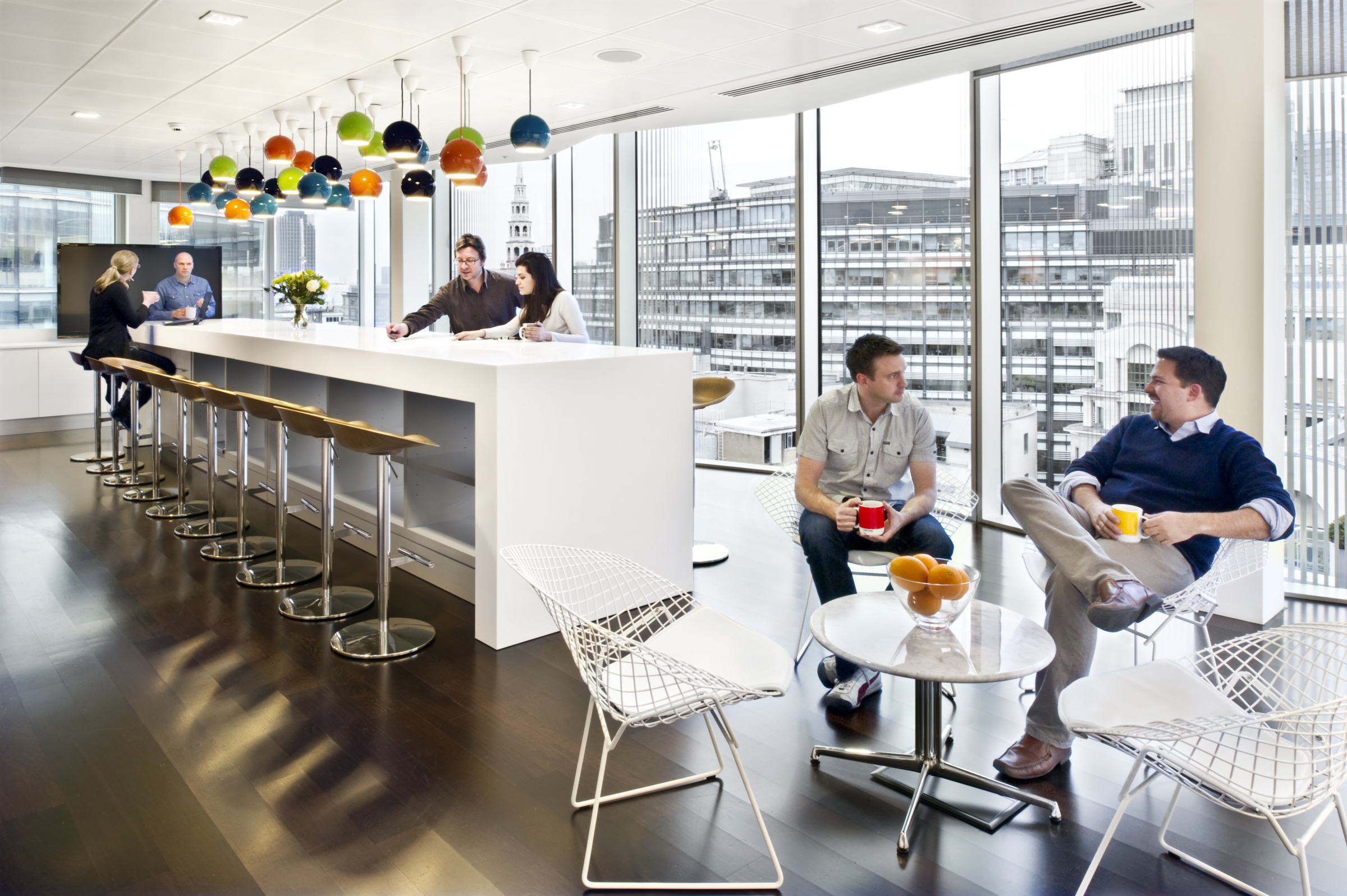 The open office backlash huffpost for Office space pics