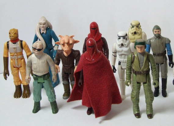 Star Wars Toys 1980s : S toys that are worth more than you thought and