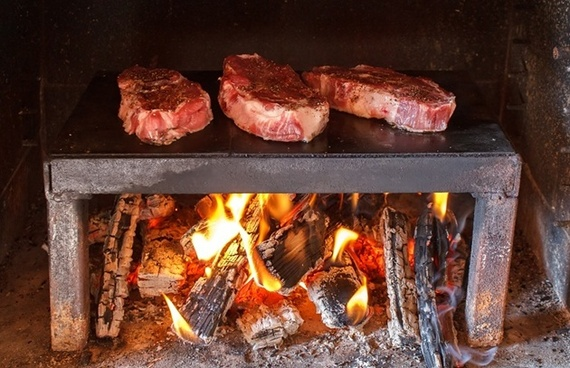 4 Easy Ways To Start Grilling With Your Fireplace Huffpost