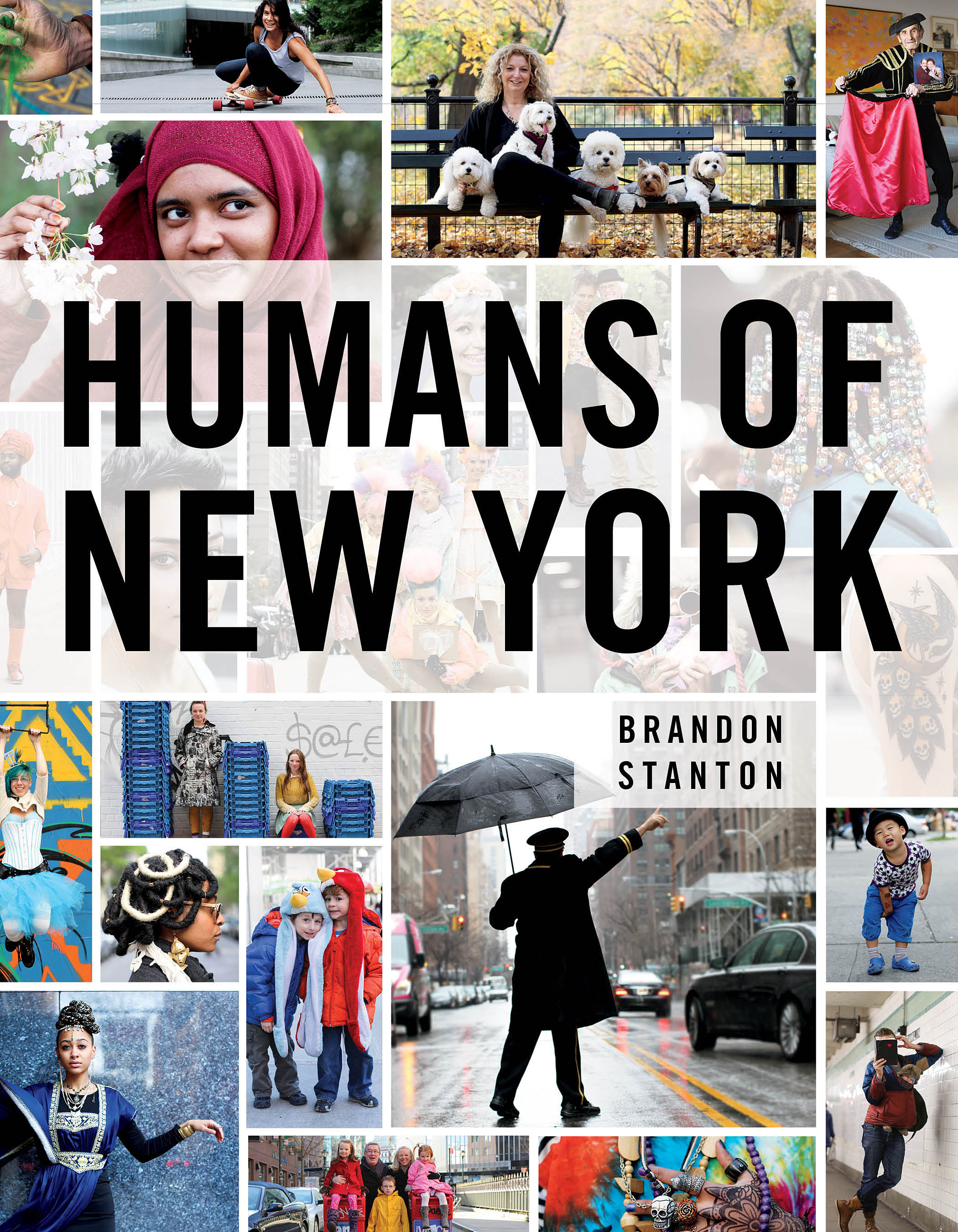 book review humans of new york
