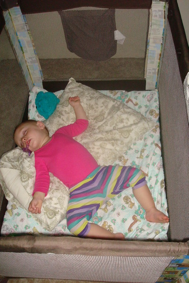 The Day My Daughter Fell Huffpost