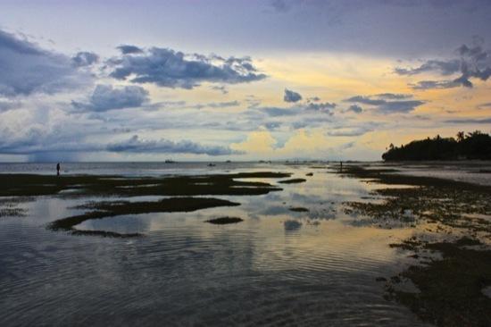 Panglao sunset