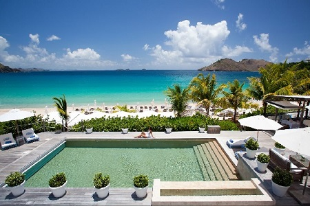 Eden Rock Hotel In St Barths How Many Rooms
