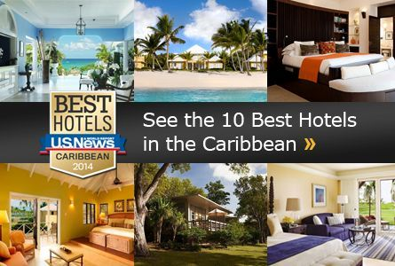 Best Hotels In The Caribbean 2017 Huffpost