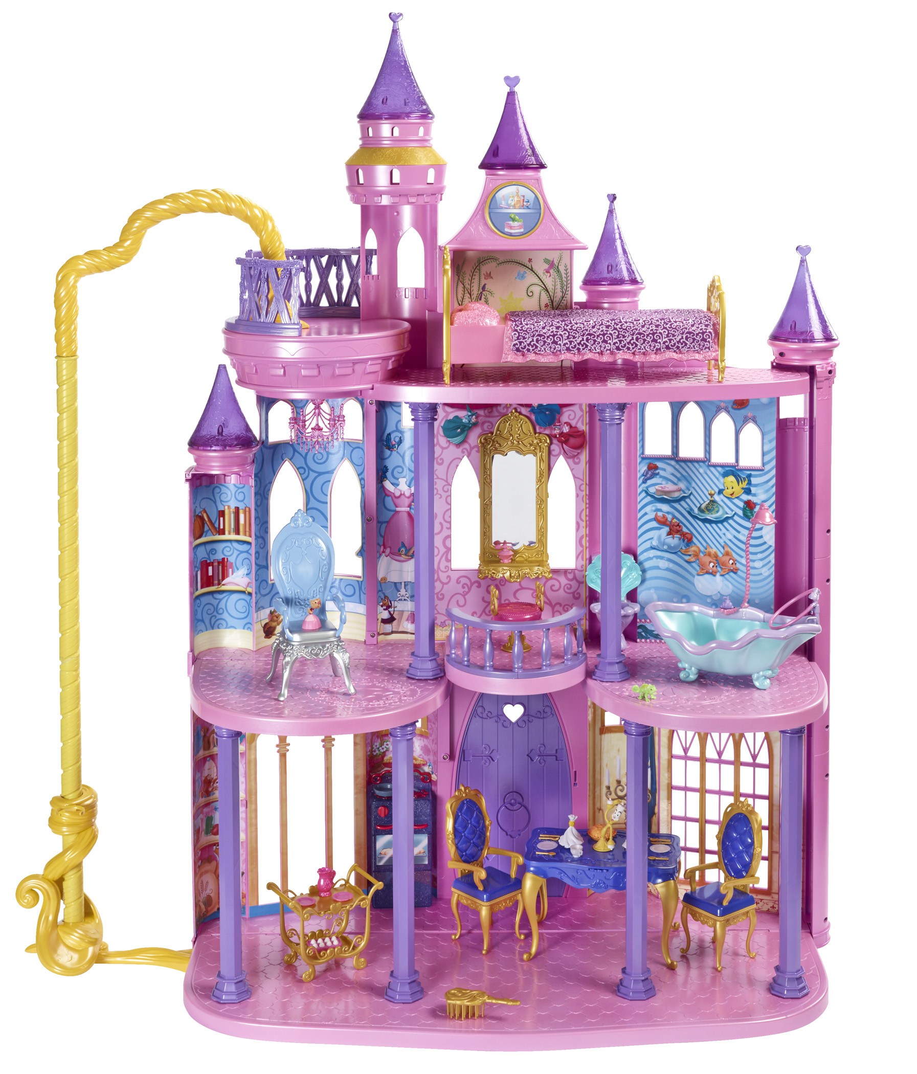 Stem is taking over the 2014 toy fair huffpost for Little princess castle