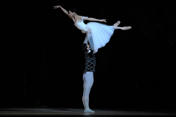 an analysis of the character of giselle in the romantic ballet giselle Giselle: meet the characters giselle, which premiered in it's why balanchine compared giselle to hamlet, and why it's a ballet worth seeing again and again.