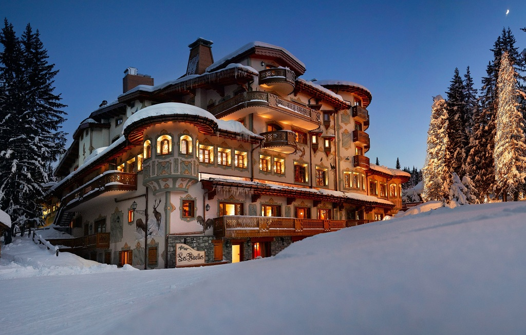 Hotel Luxe Montagne France