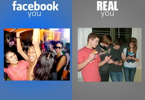 Facebook and teens self image