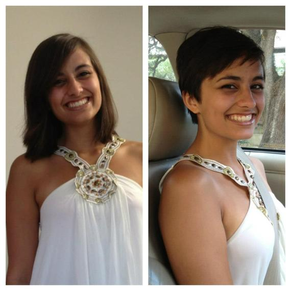 The Short Hair Social Experiment Every College Woman
