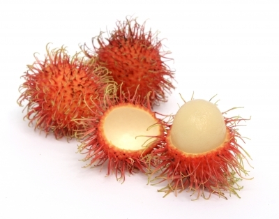 What Is the Difference Between the Lychee, Rambutan and Longan