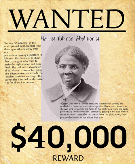 Keep Going Harriet Tubmans Legacy Huffpost