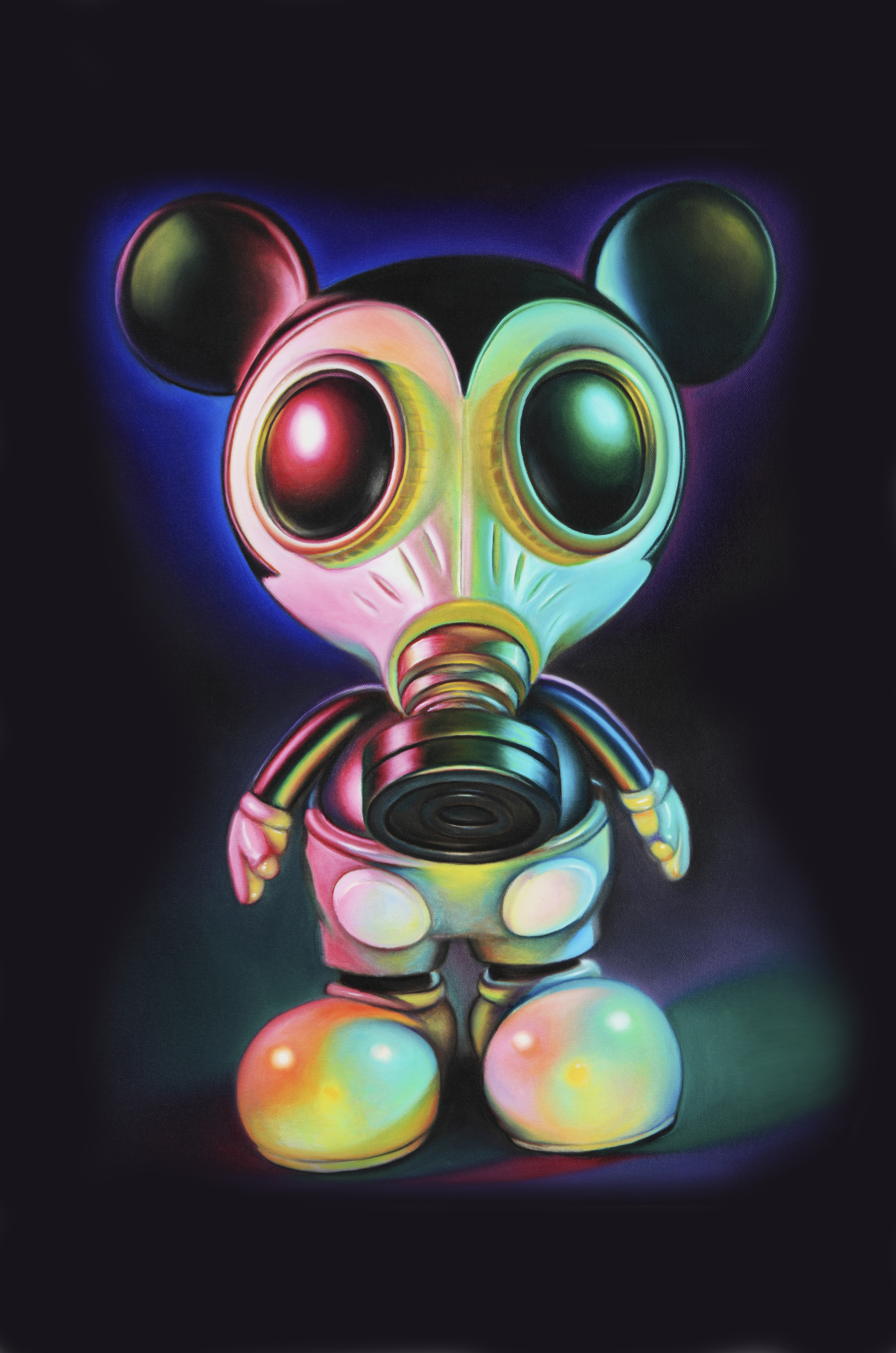 Why I Paint Mickey Mouse | HuffPost