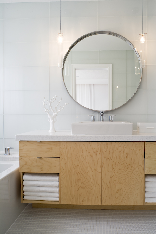 hanging bathroom sink what height is right to hang a pendant light huffpost 13078