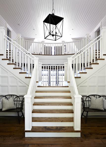 Split Entry Stairway Google Search: What Height Is Right To Hang A Pendant Light?