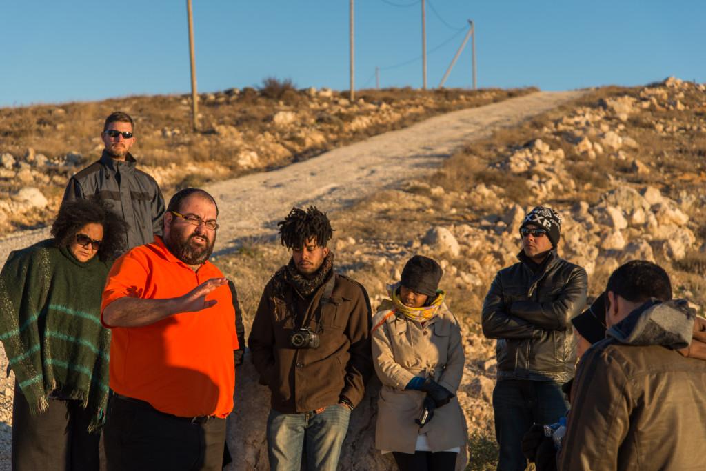 ferrari sheppard traveled palestine