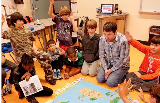 Quest to Learn, uma escola onde se aprende por meio de brincadeiras