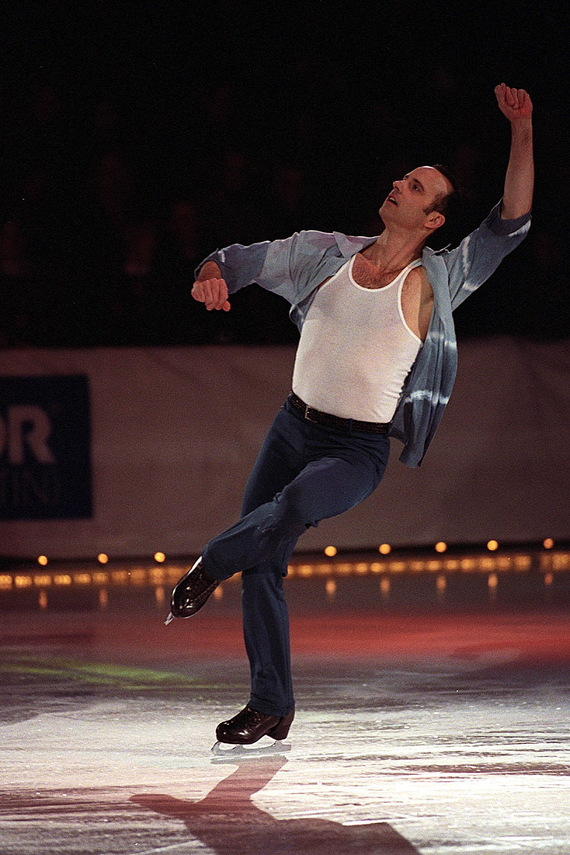 are most figure skating men gay