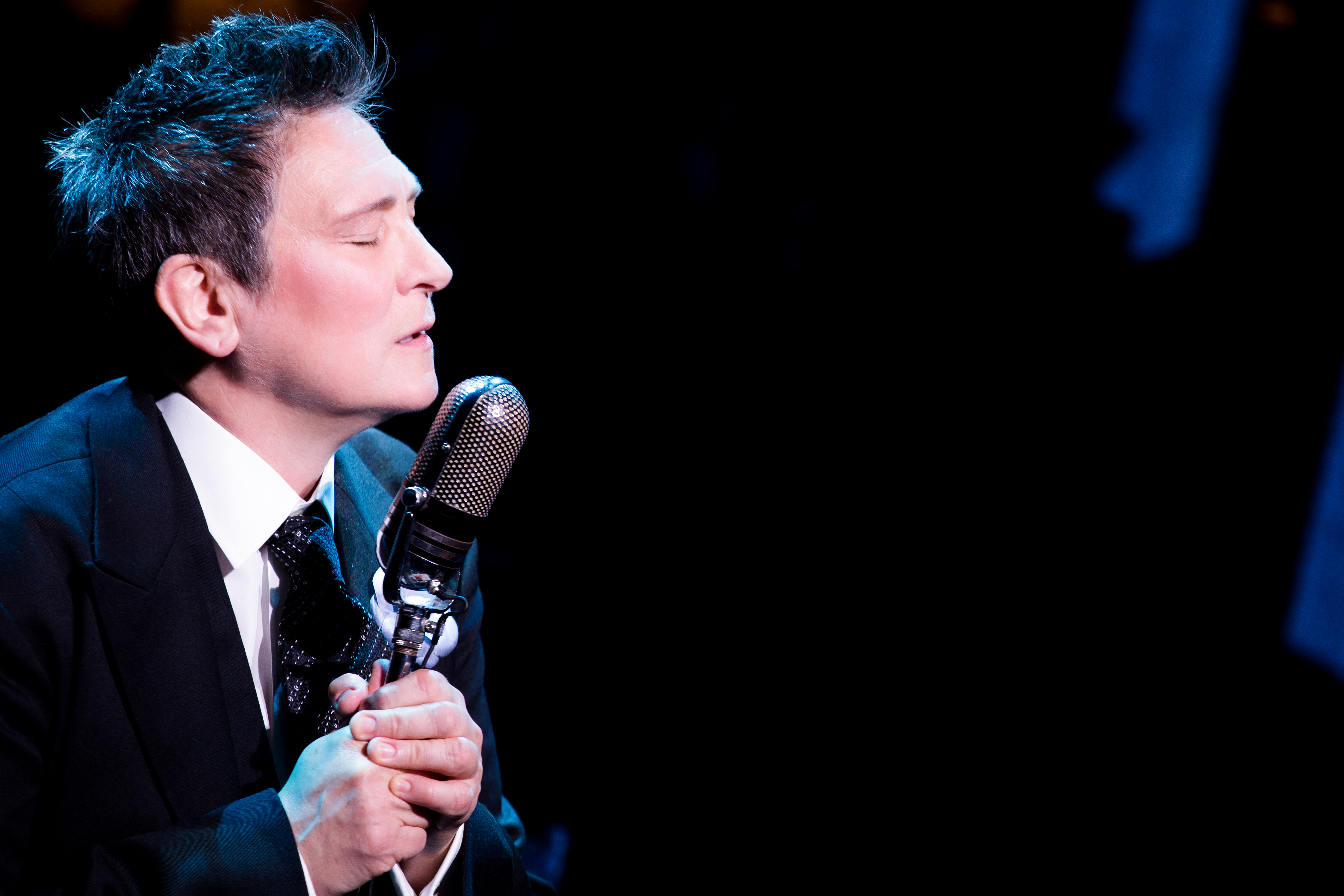 On the Town: k.d. lang Debuts in After Midnight on Broadway | The ...