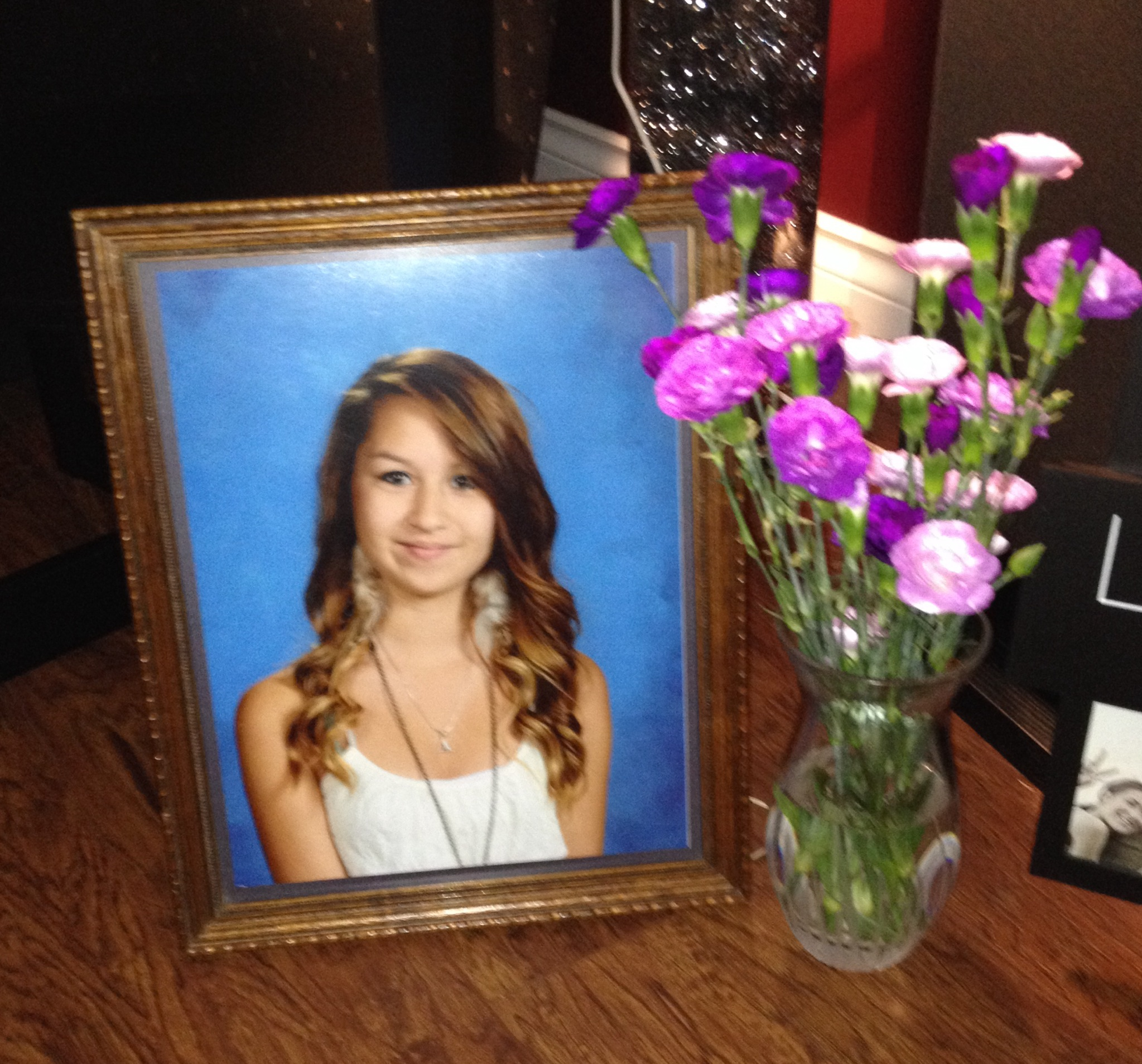 Amanda Todd Found Dead Whisper to amanda -- it's time