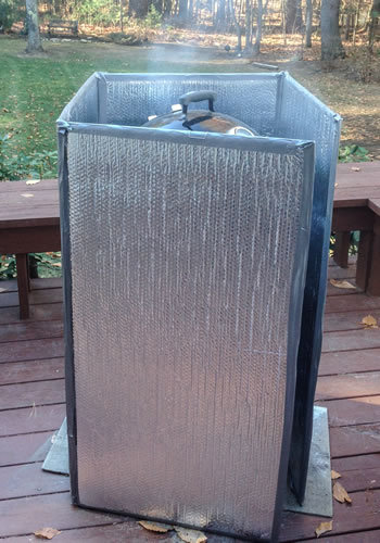 Grilling Amp Smoking In The Cold Tips Amp Techniques Huffpost