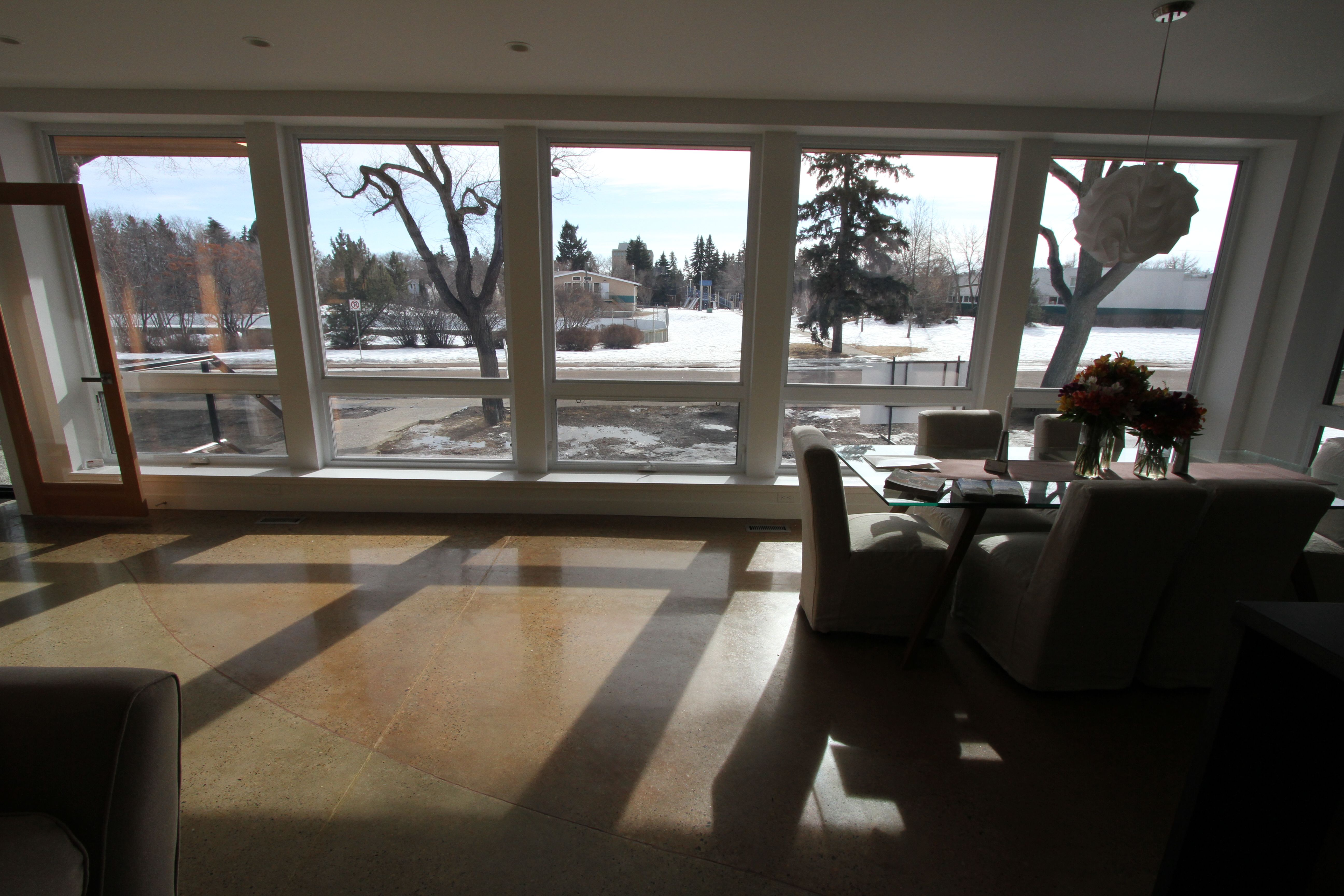 The Power Of Passive Solar And Thermal Mass Huffpost Canada
