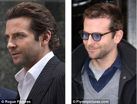 Bradley Cooper Is Doing His Best To Prevent Hair Loss Huffpost Uk Life