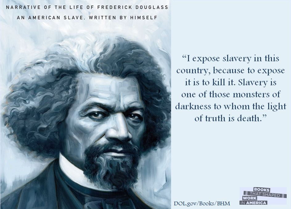 frederick douglass biography