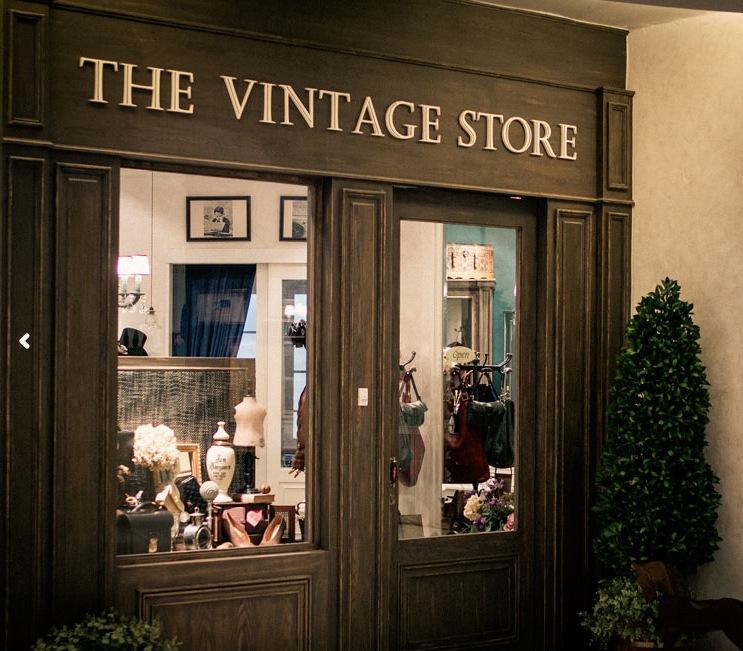 Designer Vintage Shops 19