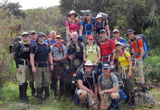 Earth Treks Kilimanjaro Expedition