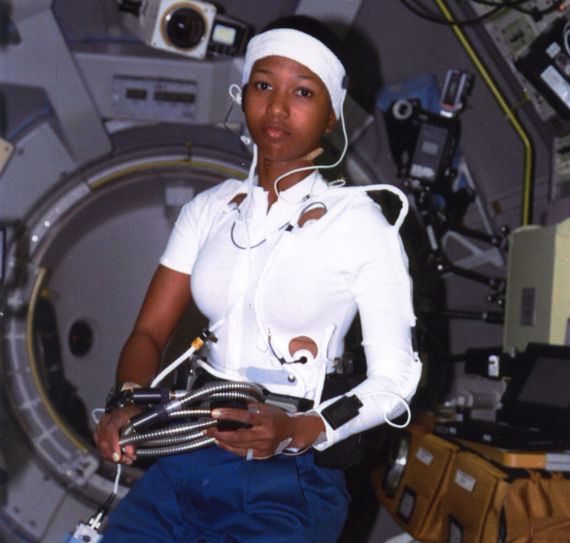 black female astronaut who died - photo #23