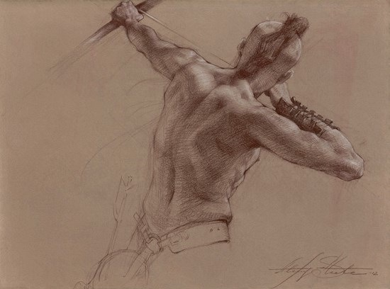 2014-02-27-Alexey_Steele_the_Archer_Study_for_the_dawn.jpg
