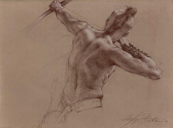2014-02-27-Alexey_Steele_the_Archer_Study_for_the_dawn.jpg