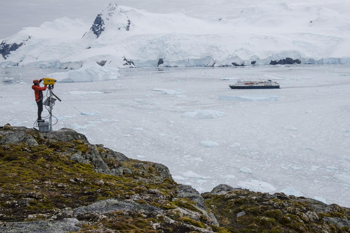 Rounding The Tip Of The Antarctic Peninsula Huffpost
