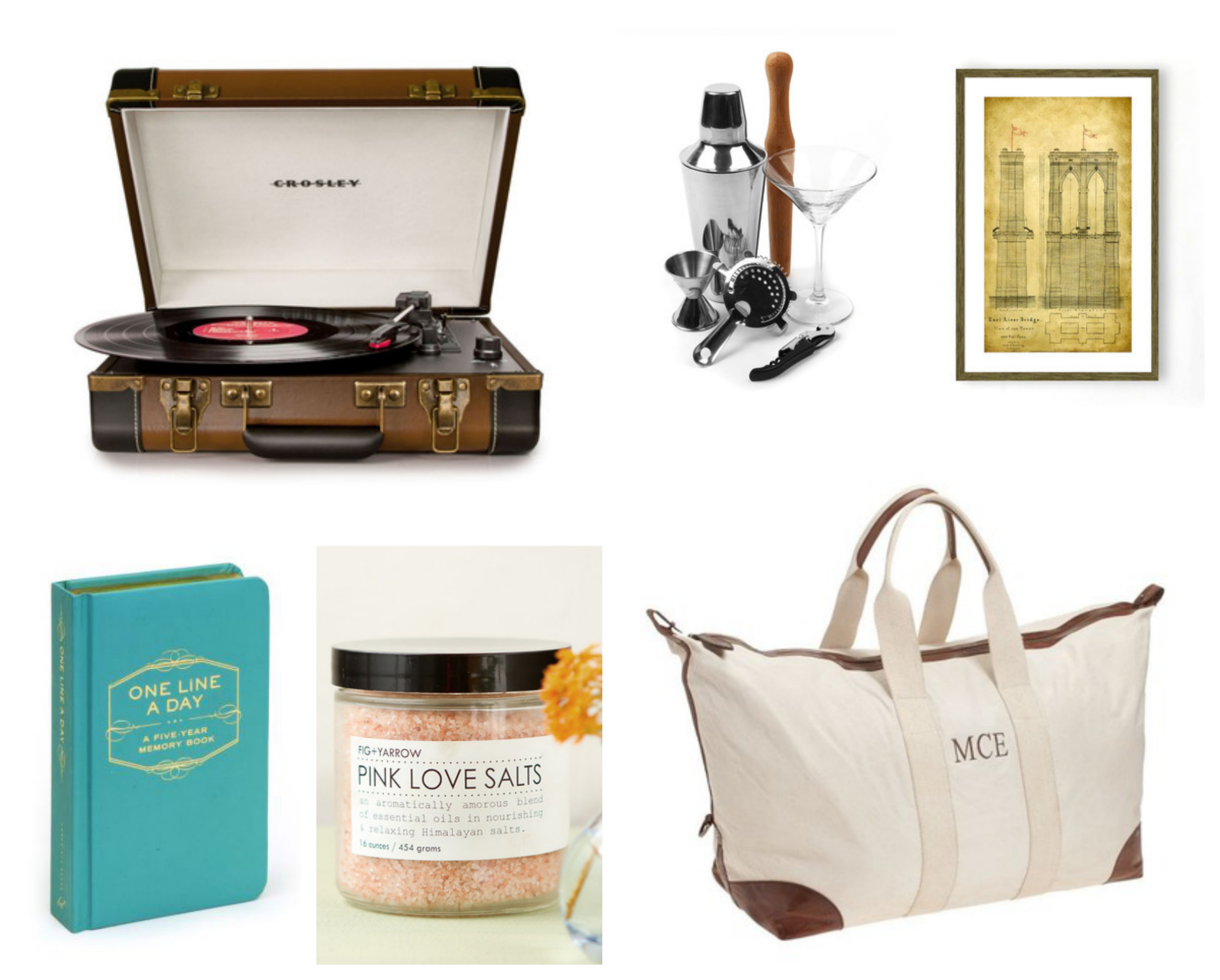 2014-03-03-BlueprintHuffPoCollage1.jpg.jpg  sc 1 st  HuffPost & 10 Wedding Registry Gifts to Keep the Romance Alive in Your Home ...