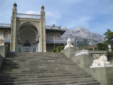 the palace of the russian tsar essay