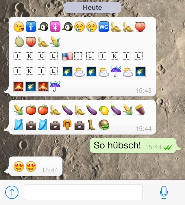 Wahre Bedeutung Von Emoticons
