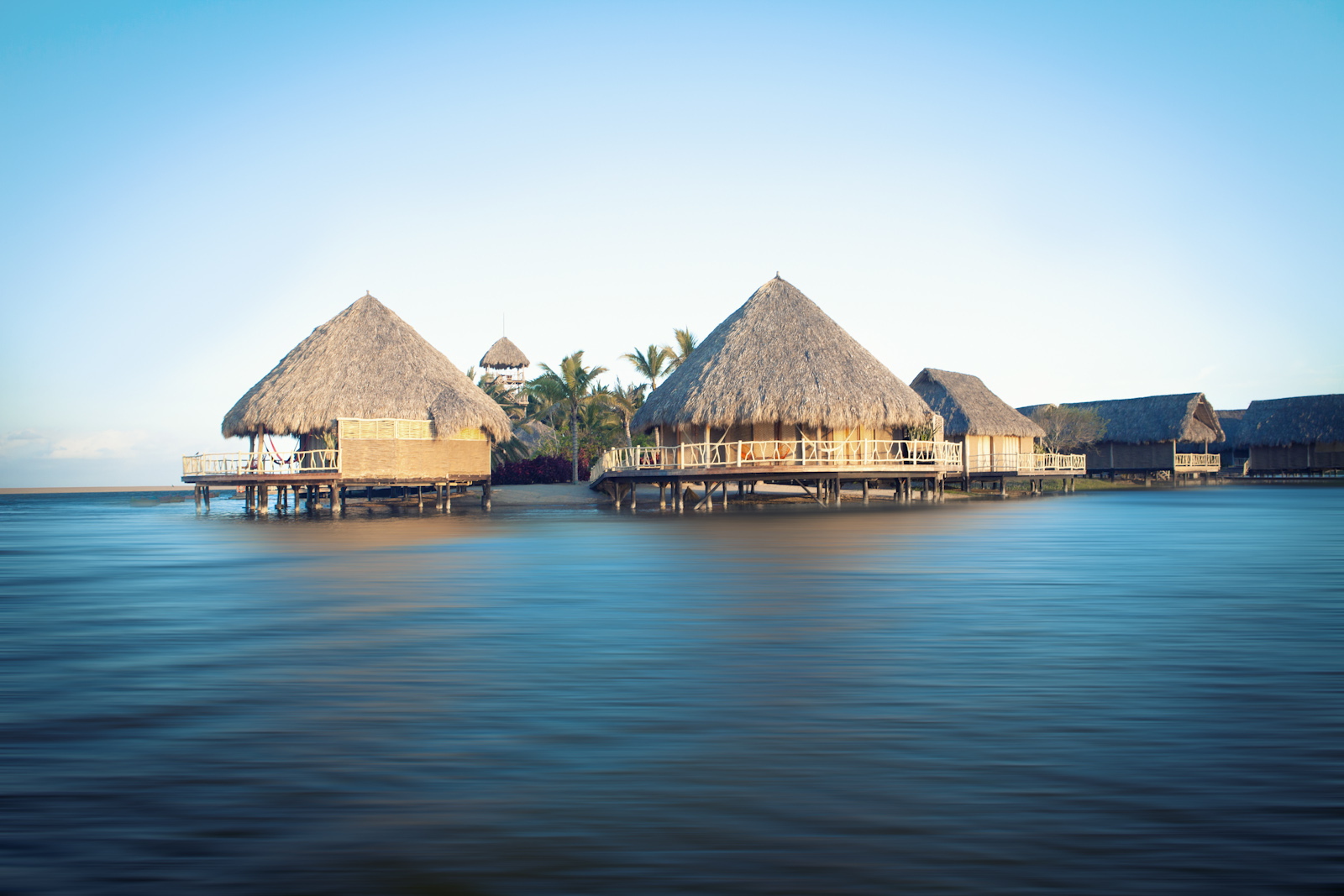 The World S Best Overwater Bungalows Outside Tahiti