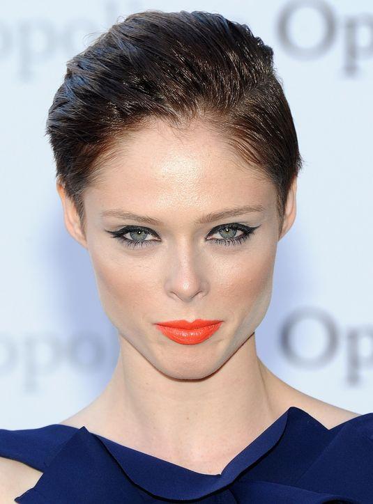 How To Wear Orange Lipstick Huffpost Life