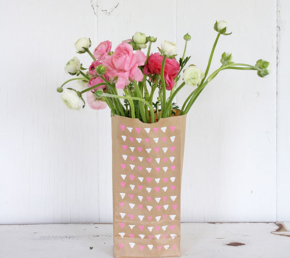 12 Gorgeous Diy Vases You Can Actually Make Huffpost Life