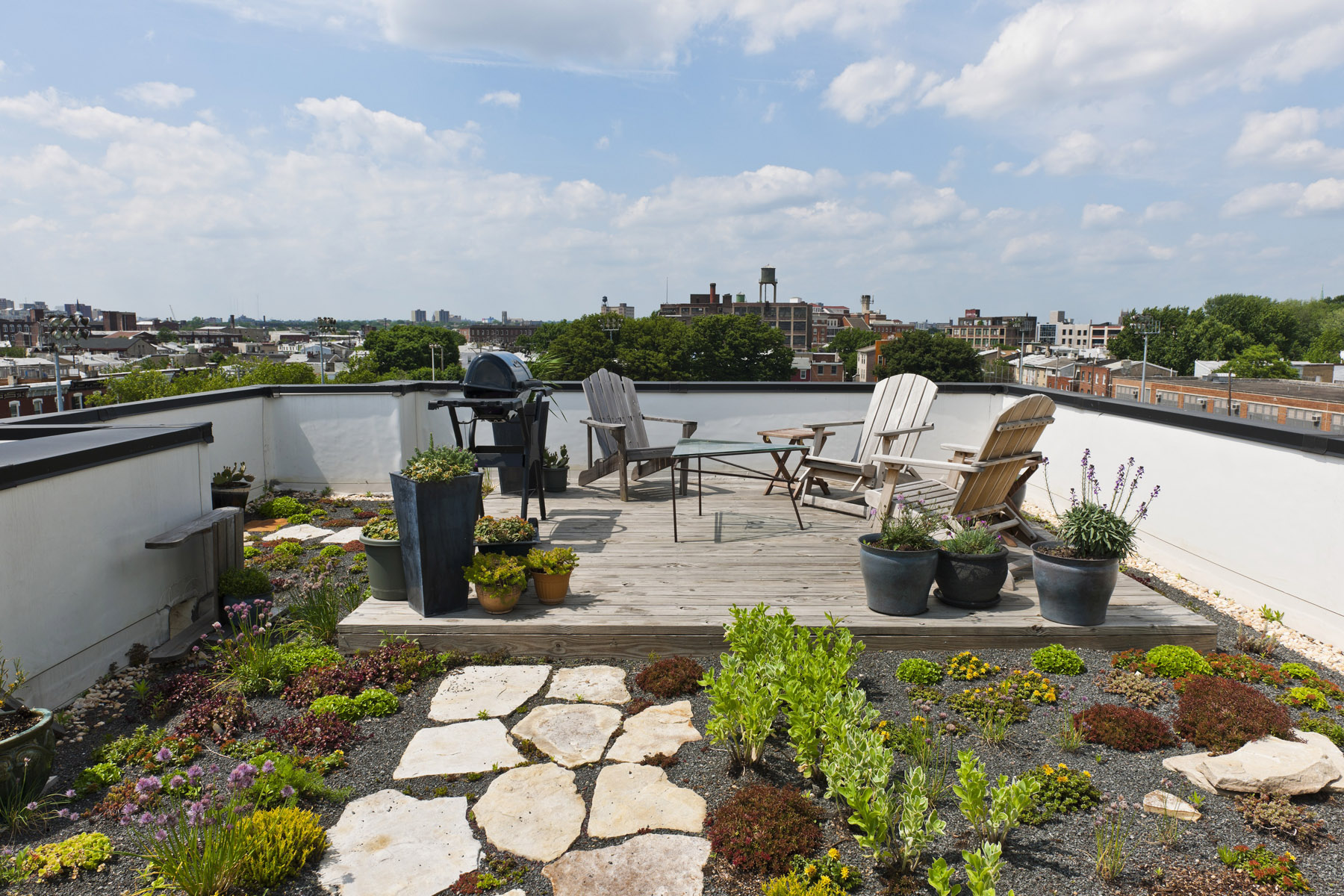 White Roofs Vs Green Roofs Recent Reports Declaring A