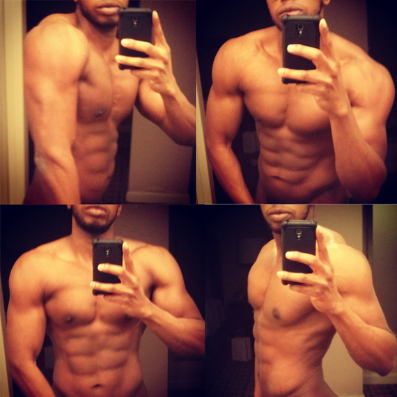 Gay bodybuilder hookup app