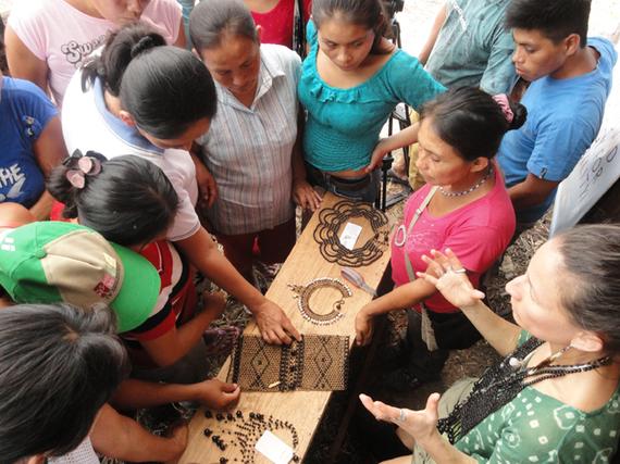 2014-03-11-VioletaVillacortaworkingwithAmazonianWomenZoeHeleneZH.jpg