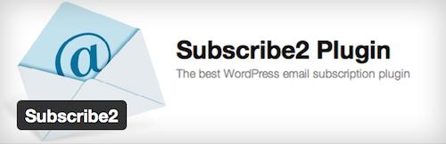 Subscribe2 Plugin