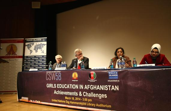 education in afghanistan essay In the late 20th century, prior to the rise of the taliban, women in afghanistan were making strides toward equality as they enjoyed the right of education and employment (pbsorg) kabul was the epicenter for women's advancement in afghanistan prior to the civil war and taliban control 50% of the .