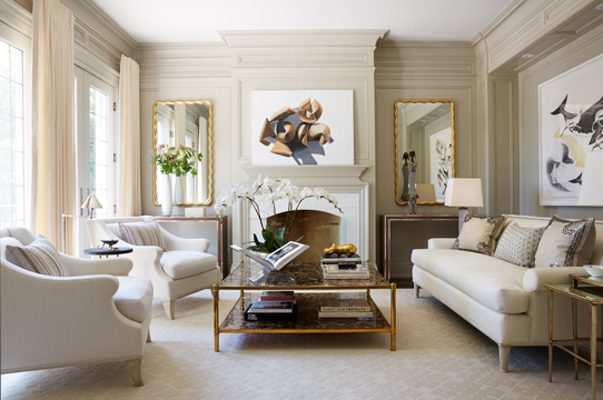 Classic Interior Design 9 clean and classic designs from toronto's top interior designers