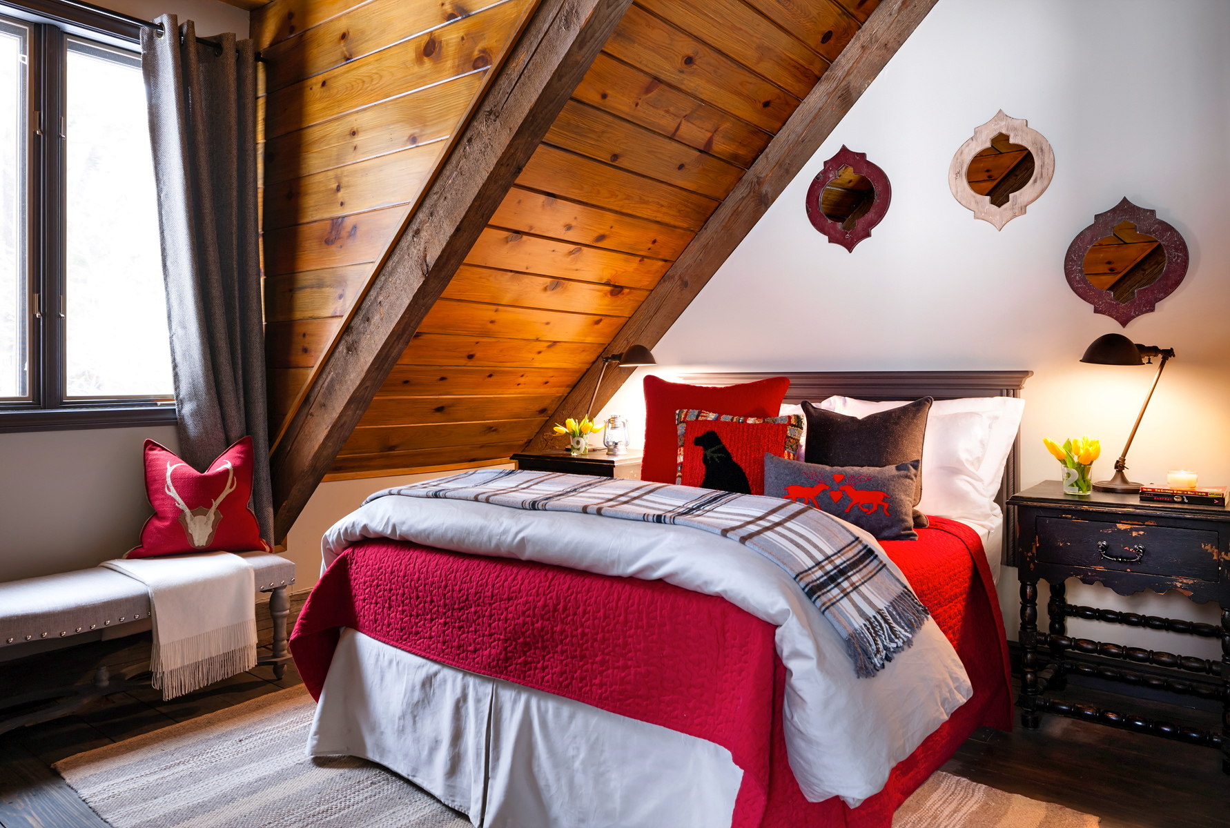cabin bedroom ideas how to restyle your cabin bedroom on a budget huffpost 10970