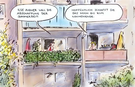 Sommerzeitinitiative Huffpost Deutschland
