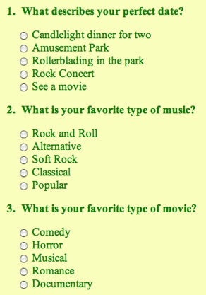 Best friend tag questions list
